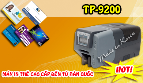 Máy in thẻ Pointman TP-9200